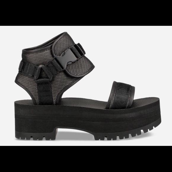bdbb3078f94 TEVA Indio Jewell Glam Platform Sandal NWB!! Sz 8!
